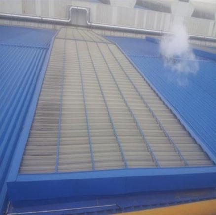 电动采光排烟天窗